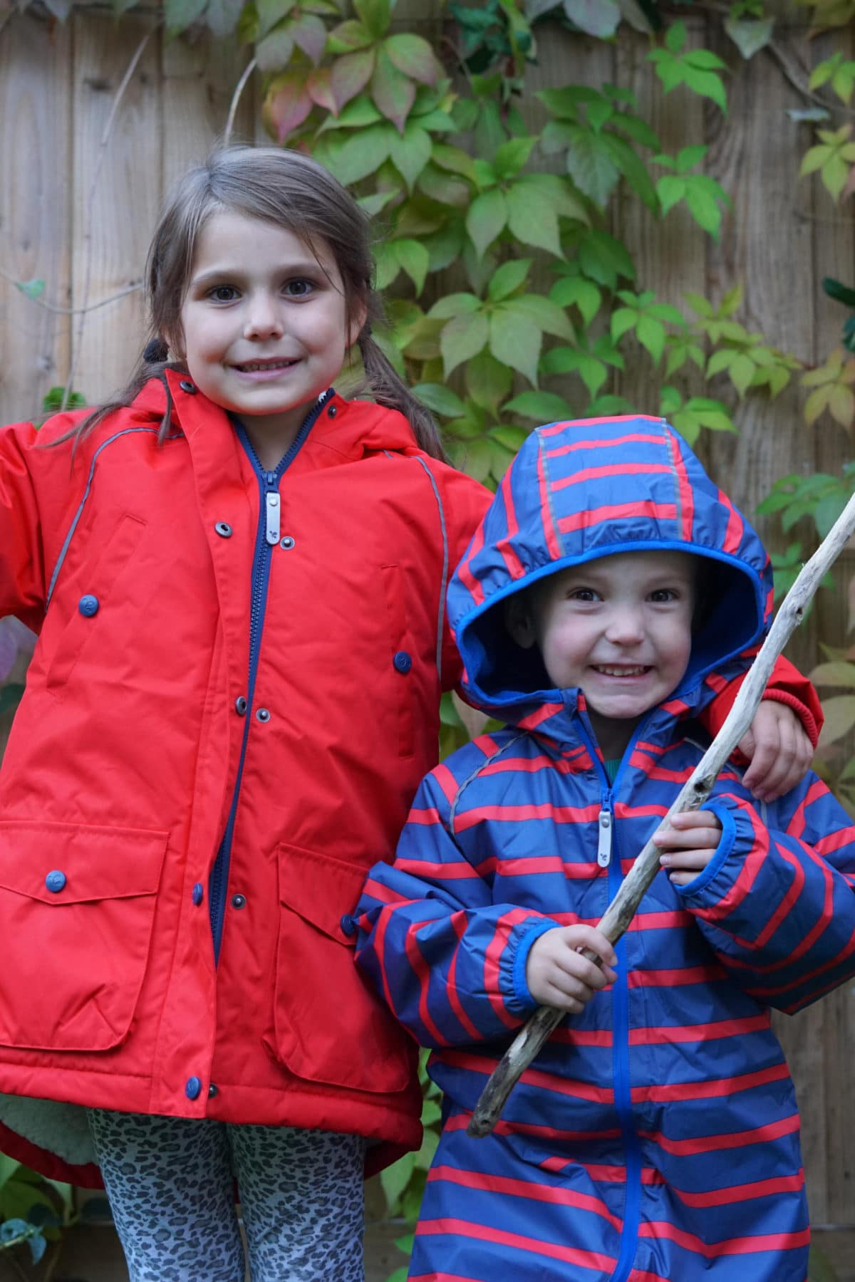 How To Get Children Outdoors - 10 Questions To Jamie of ADay In The Life Dad