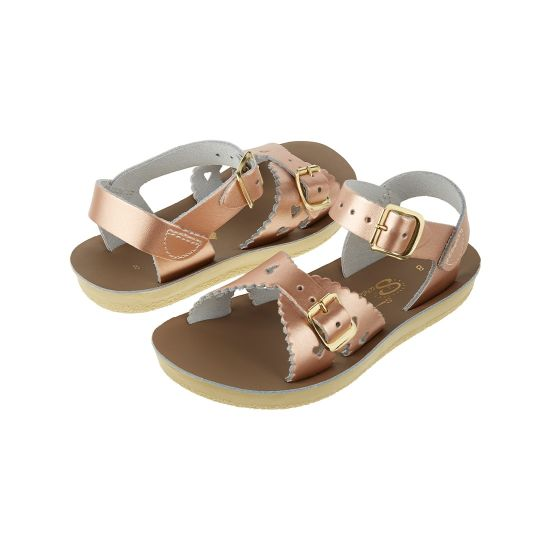 Saltwater Sweetheart Sandals