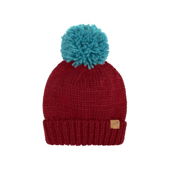 Knitted Bobble Hat