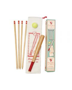 Traditional Wooden Rounders Set