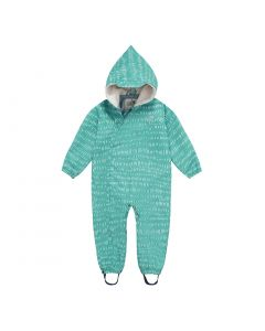 Baby 3-in-1 Scampsuit