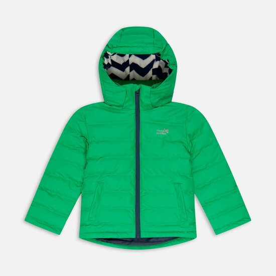 PufferTech Jacket Green