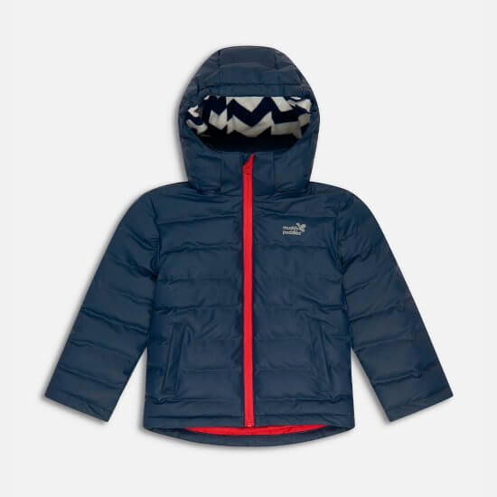 PufferTech Jacket Navy