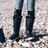 Puddleflex fleece-lined wellies