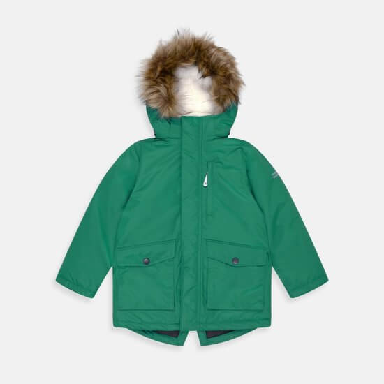 Explorer Parka Jacket