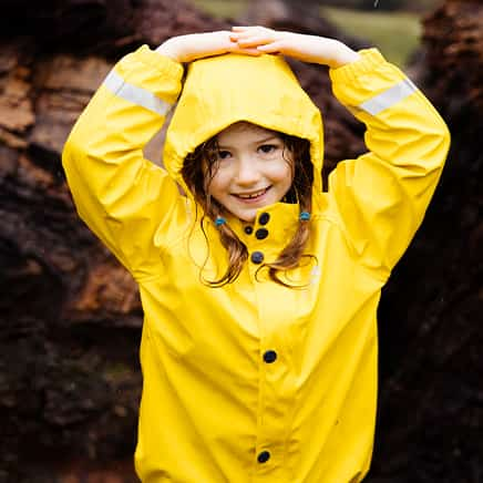 what makes our waterproofs waterproof