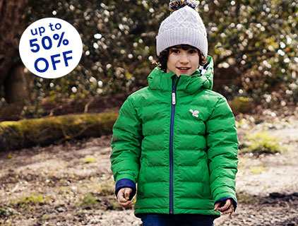 Children's Waterproofs Black Friday Sale