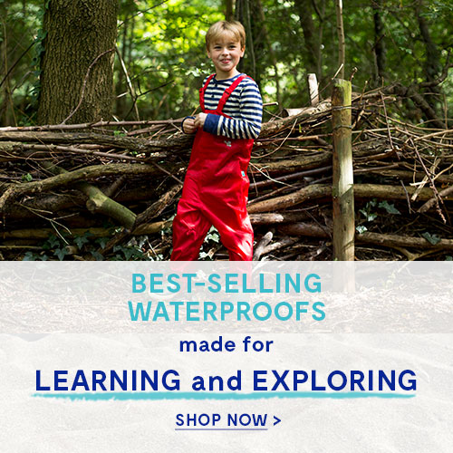 children's best-selling waterproofs Muddy Puddles Originals