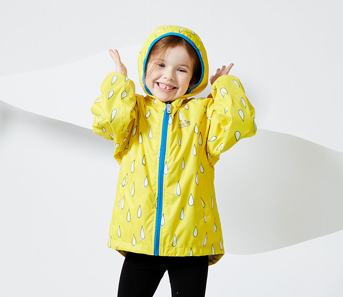 muddy puddles waterproof jackets